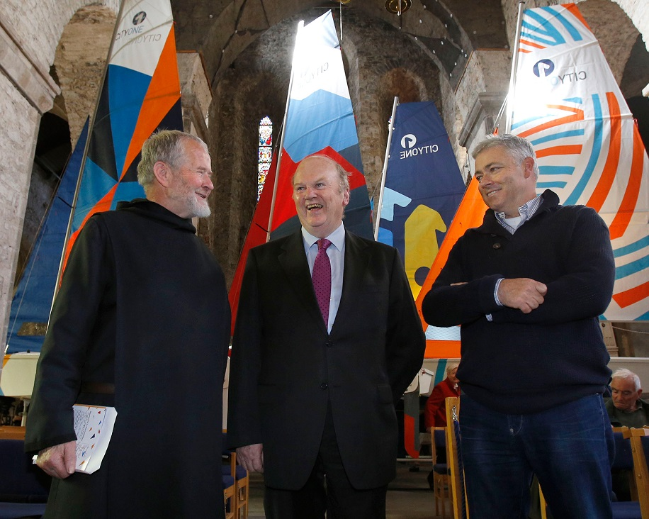 Michael Noonan Opens City One Exhibition