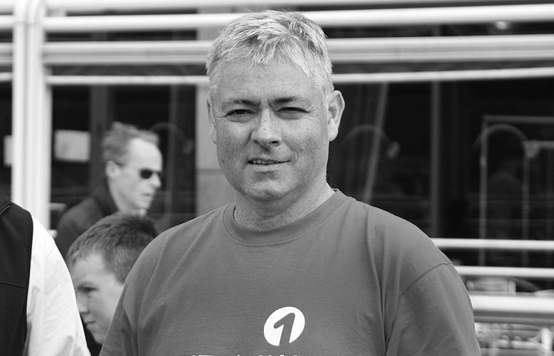 Gary MacMahon, Director Ilen School Limerick