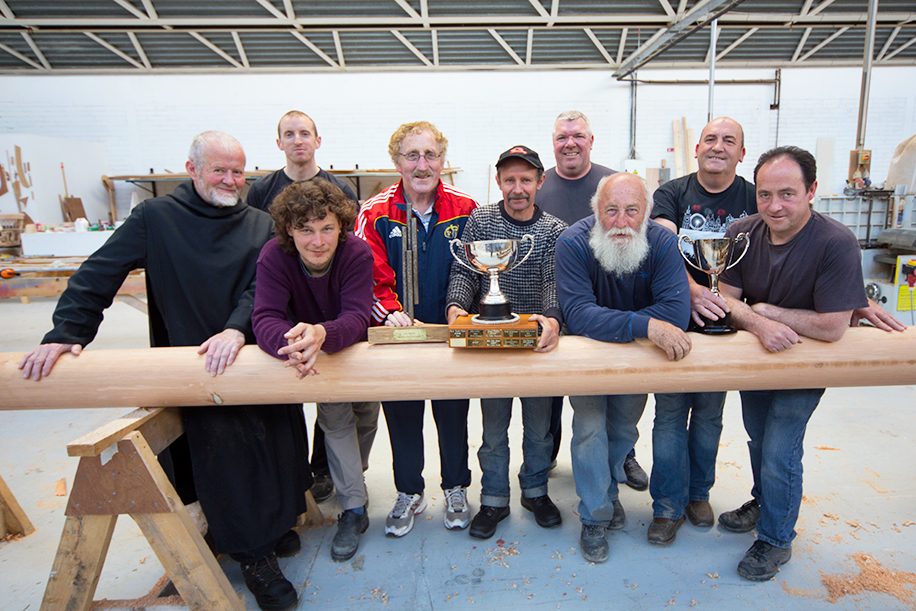 04-06-15: Ilen School Win Top Prize at Baltimore Wooden Boat Festival