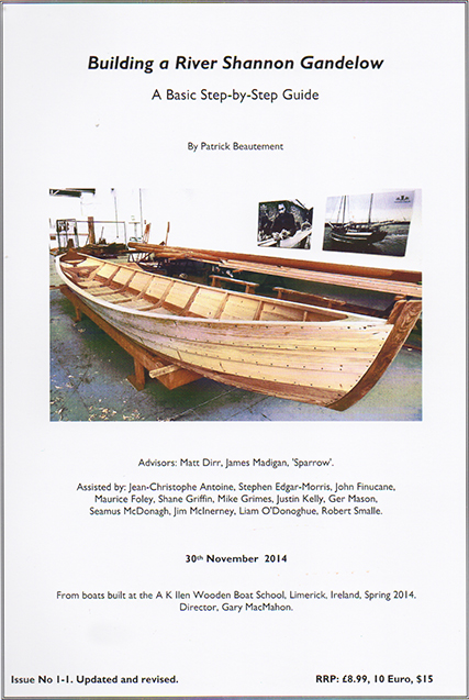Building A River Shannon Gandelow a basic step by step guide by Patrick Beautement