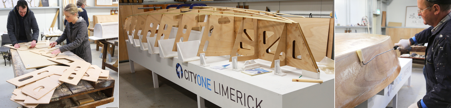 city one racing dinghy limerick city ilen school