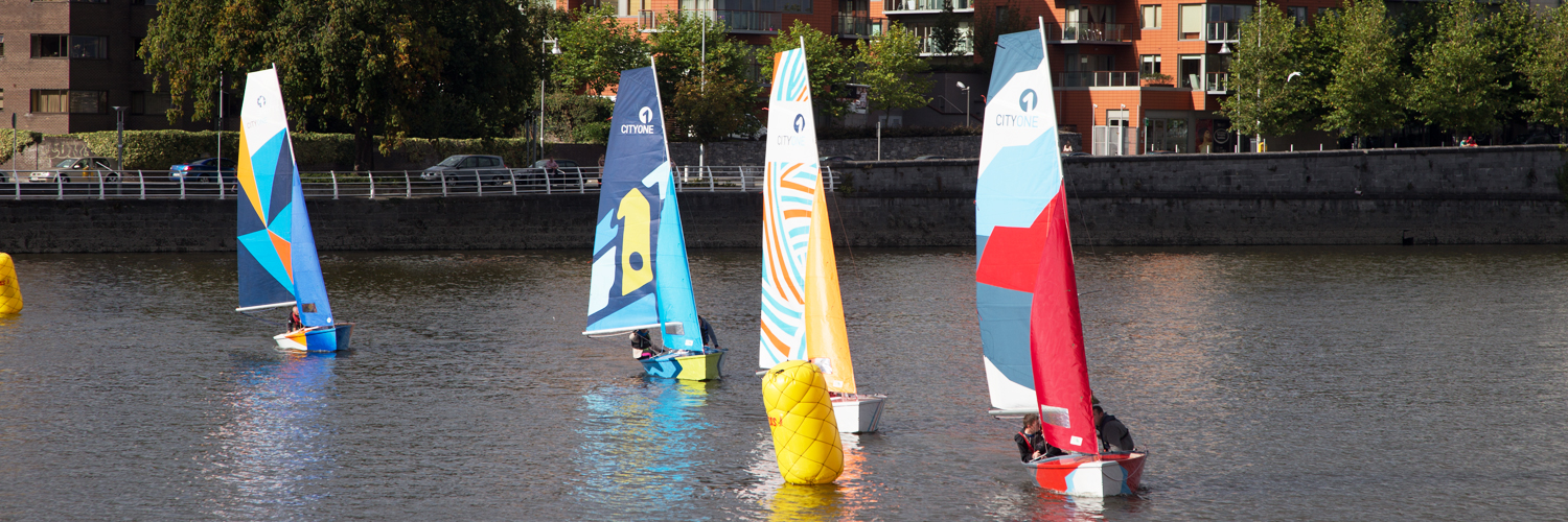 CityOne yacht racing limerick city Ilen School
