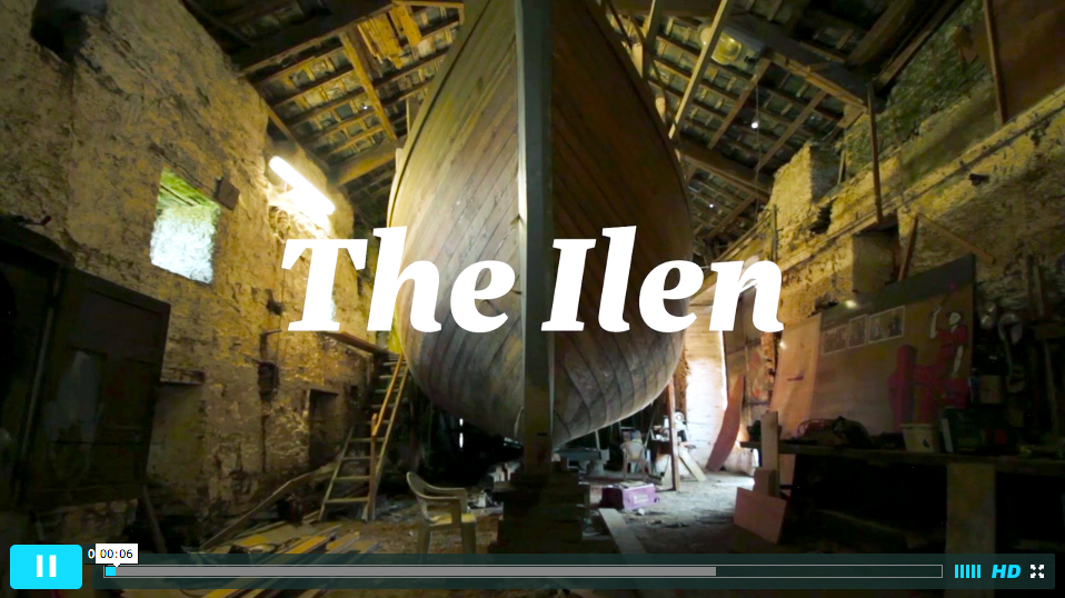 Ilen documentary film wins award
