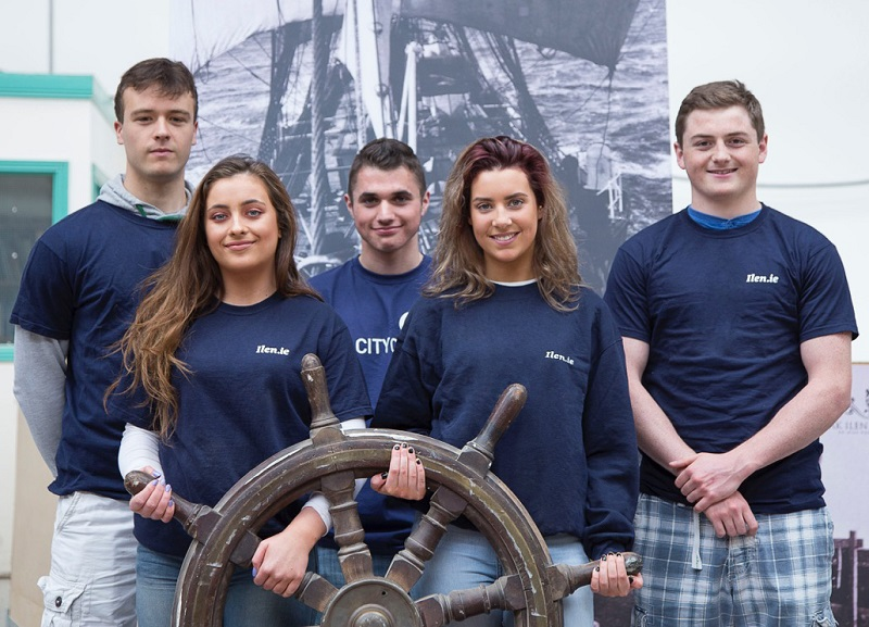 Sail Training Programme Ilen School Limerick Ireland