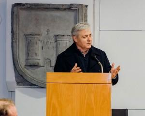 Gary MacMahon, Ilen Project