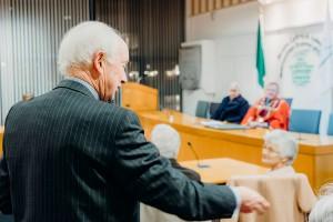 Dr Edward Walsh, Ilen Project Mayoral Reception