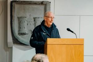 Liam McElligott, Ilen Project Mayoral Reception