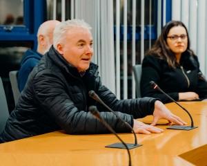 Cllr John Costelloe, Ilen Project Mayoral Reception