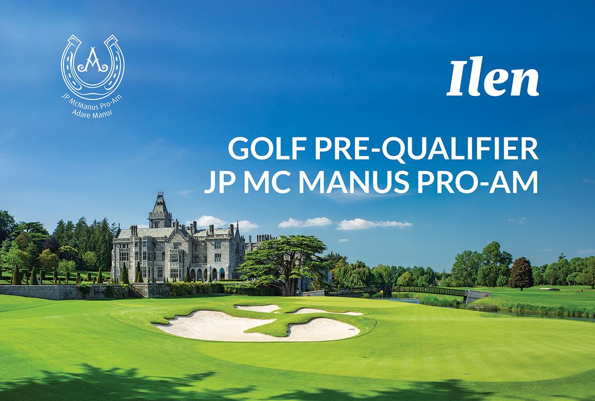 JP McManus ProAm Pre Qualifier